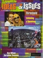 二手書博民逛書店 《Threshold (Ideas & Issues Series)》 R2Y ISBN:3125084547│GeraldineSweeney