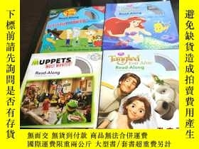 二手書博民逛書店Tangled罕見Ever After Read-Along S