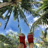 兒童沙灘鞋男女涉水鞋溯溪鞋速干透氣防滑情侶潛水鞋襪浮潛游泳 古梵希