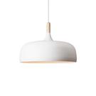 挪威 Northern Lighting Acorn Pendant Light 可恩 圓形吊燈(白色)