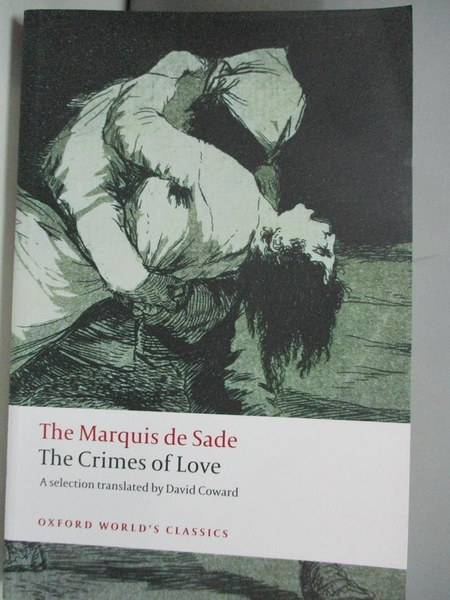 【書寶二手書T1/原文小說_ANW】The Crimes of Love: Heroic and...by an Essay on Novels