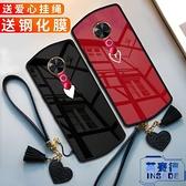 美圖M8手機殼玻璃殼可愛T8軟硅膠全包保護套防摔美圖T9【英賽德3C數碼館】