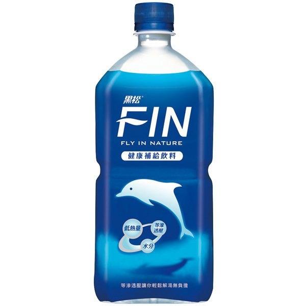 黑松FIN健康補給飲料975ml(12入)/箱【康鄰超市】