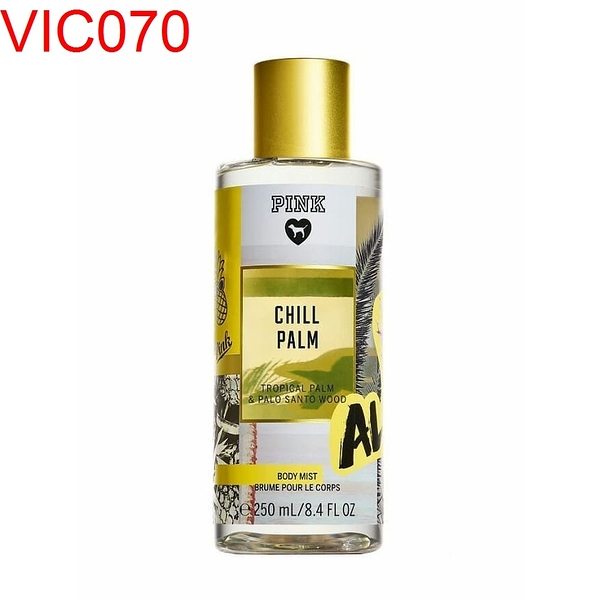 Victoria s Secret 維多利亞的秘密 Chill Palm 香水噴霧 VIC070