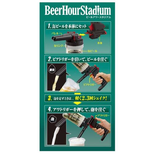 啤酒噴射器(黑)_TA52686
