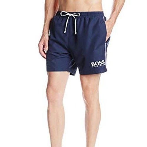 HUGO BOSS 男Starfish泳褲(深藍色)
