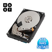 HGST 4TB (LE614) NAS專用 3.5吋硬碟 H3IKNAS400012872SWW