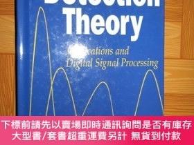 二手書博民逛書店Detection罕見Theory: Applications and Digit... 【詳見圖】Y2553