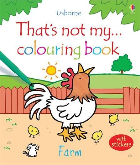 That's Not My... Colouring Book:Farm 那不是我的系列著色書-農場篇