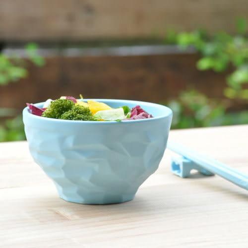 【Cornflower】玉米食器-皺褶碗5入+皺摺筷5入