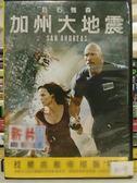 影音專賣店-P02-031-正版DVD*電影【加州大地震】-巨石強森