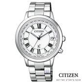 CITIZEN 星辰 光動能 限量電波錶 女錶 (CB1100-57A)/36mm