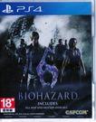 現貨中 PS4遊戲 惡靈古堡 6 BIOHAZARD 6 英文亞版【玩樂小熊】