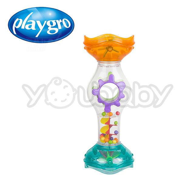 澳洲Playgro  學習酷炫啞鈴手搖鈴/安撫玩具/運動玩具