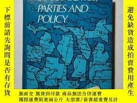 二手書博民逛書店【英文原版】State罕見Politics, Parties a