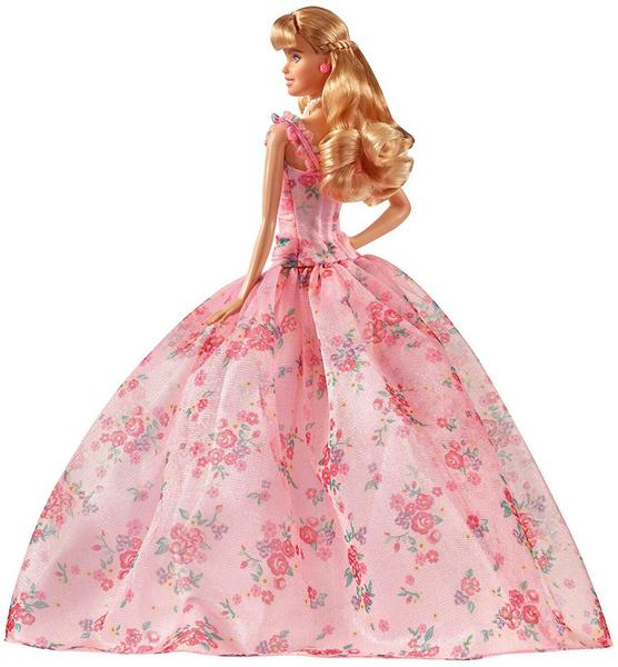《 MATTEL 》收藏系列 - 芭比經典生日公主 / JOYBUS玩具百貨