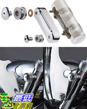 [美國直購 ShopUSA] 全新 機車風鏡組件: 廠牌:National Cycle  Switchblade QuickSet Mounting Kit - 750 Aero $5153