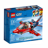 樂高積木 LEGO《 LT60177 》City 城市系列 - 航空展噴射機 ╭★ JOYBUS 玩具百貨