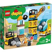 樂高積木Lego 10932 施工現場組