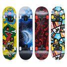 滑板長板雙翹板刷街滑板初學者青少年男女滑...