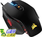【美國代購】CORSAIR M65 Pro RGB-FPS遊戲 滑鼠- 12 000 DPI 可調節DPI狙擊按鈕- 可調節重量- 黑色
