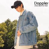 牛仔外套 日系復古工裝寬鬆長袖夾克 丹寧外套  現貨+預購 【TJF8531】