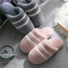 Qmishop 冬季棉拖鞋女居家棉拖室內...