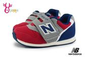New Balance 996 小童運動鞋 寬楦 復古慢跑鞋 O8420#紅藍◆OSOME奧森童鞋