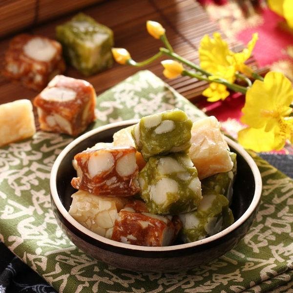 糖坊 夏威夷火山豆軟糖 原味/黑糖/抹茶/綜合 4種口味(禮盒裝) 送禮自用兩相宜夏威夷豆軟糖 甜園
