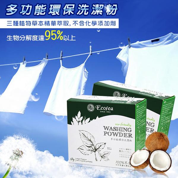 金德恩 台灣製造 多功能環保洗潔粉 1000g