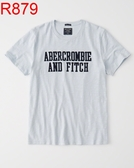 AF A&F Abercrombie & Fitch A & F 男 當季最新現貨 短袖T恤 AF R879