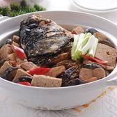 『紅豆食府』砂鍋魚頭
