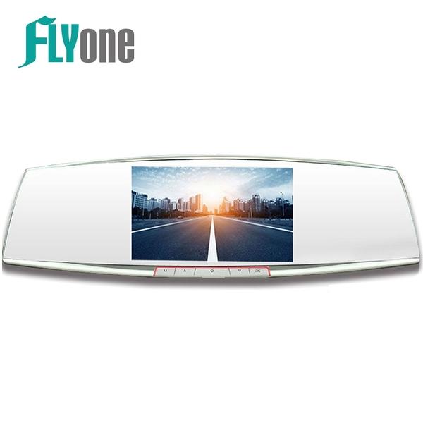 FLYone RM400 單鏡版 後視鏡行車記錄器 SONY頂級感光元件 1080P高畫質