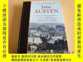 二手書博民逛書店Jane罕見Austen Complete Illustrate