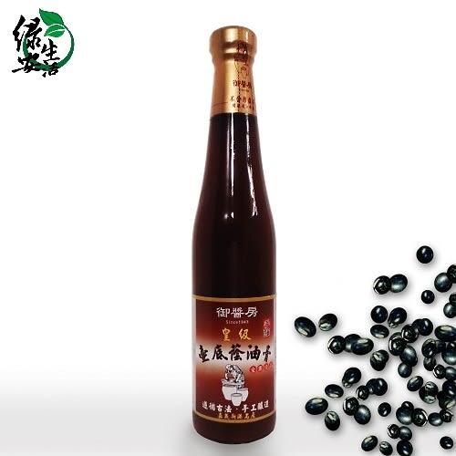 綠安生活 御醬房皇級壺底蔭油膏6入 (420g/瓶)