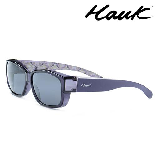 HAWK偏光太陽套鏡(眼鏡族專用)HK1004-10A