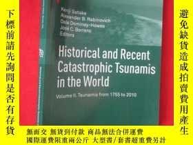 二手書博民逛書店Historical罕見and Recent Catastrop