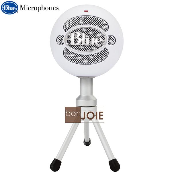 ::bonJOIE:: 美國進口 Blue Microphones Snowball iCE USB Microphone 專業型 USB 麥克風 (白色)(盒裝) MIC