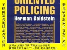 二手書博民逛書店Problem-oriented罕見PolicingY25556