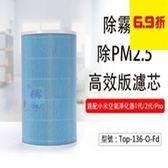 【尋寶趣】初效濾網 HEPA濾網 過濾 顆粒物 PM2.5 PM0.3 花粉 空汙 Top-136-O-Fd
