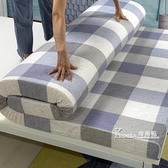 海綿床墊1.51.8m學生單雙人宿舍0.9米軟墊加厚海綿墊子可折疊床墊 Korea時尚記