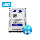 威騰 WD 藍標 4TB 3.5吋 桌上型硬碟 WD40EZRZ