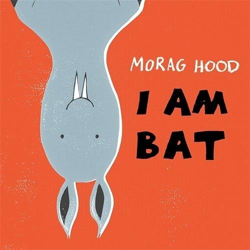 【麥克書店】I AM BAT /英國繪本《主題: 萬聖節》