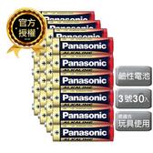 國際牌 Panasonic ALKALINE 鹼性3號 30入吊卡裝