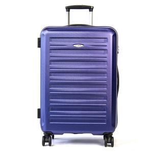 eminent - 萬國簡約風格24吋行李箱-URA-KG89-24藍