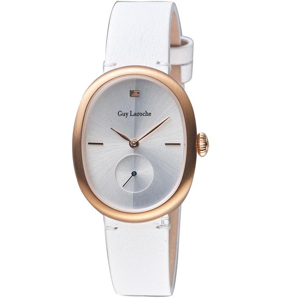 姬龍雪Guy Laroche Timepieces雅痞女仕錶  LW5053B-15