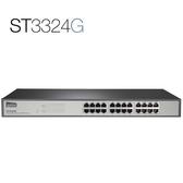 [富廉網]【netis】ST3324G 24埠 Giga乙太網路 網管型交換器