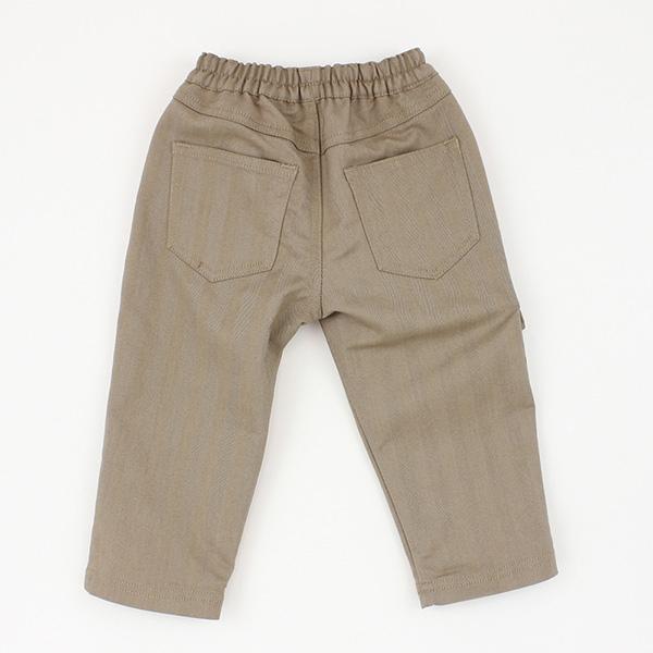 【愛的世界】太空人鬆緊帶休閒長褲/6~12歲-中國製-  --秋冬下著