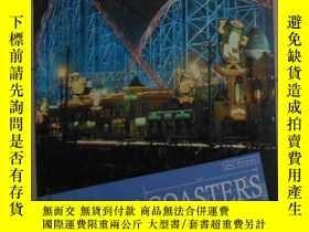 二手書博民逛書店英文原版罕見Roller Coaster by Marla Fr