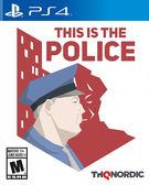 PS4 身為警察(美版代購)
